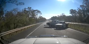 Condutores australianos sao um desastre