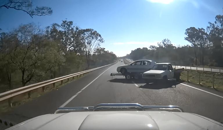 Condutores Australianos são um desastre